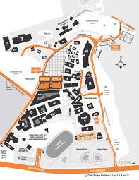 San Diego City College Map Speech And Asl
