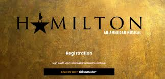 ticketmaster verified fan harry potter hamilton in seattle registration ticket master verified fans
