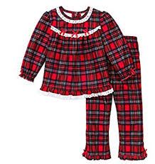 pajamas infant or toddler pant set