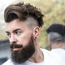 haircuts with beards top 5 hairstyles for men with beards the idle man