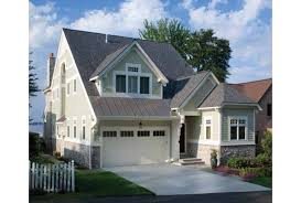 front garage house plans narrow lot house plans with front garage home desain 2018