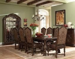 11 dining room set furniture valencia 11 dining room set in oak
