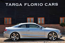 audi rs 5 for sale audi rs5 4 2 fsi quattro s tronic automatic for sale in monza