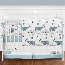 Honey Bear Crib Bedding by Baby Boy Bedding Sets