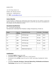 Mechanical Resume Format Pdf Fresh Graduate Resume Pdf Sidemcicek Com