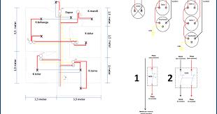 contoh wiring diagram instalasi listrik yondo tech