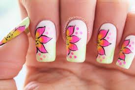 decoraciondeñasflores decoraciódeñasfloresfaciles easyflowernail