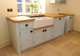 B Q Kitchen Sinks by Bathroom Inspiring Create Space Unfitted Kitchen Sinks Ideas