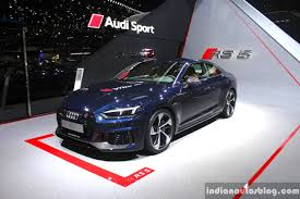 audi rs5 coupe audi rs5 coupe 2017 geneva motor live