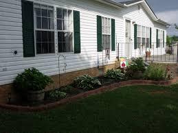 enchanting house and landscape design to adorn your garden modern