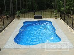 fiberglass pool gallery river pools u0026 spas