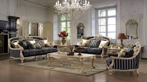 Plain Living Room Furniture Victorian Style Lillian Luxury Sofa - Victorian living room set