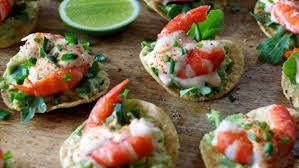 canapes recipes prawn cocktail canapes recipe food