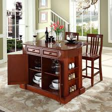 drop leaf kitchen island cart kitchen marvelous round kitchen island kitchen cart with seating