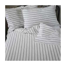 Best Duvets Covers Ticking Duvet Cover Set Double