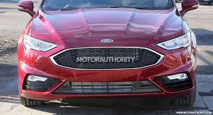 ford fusion 2017 interior 2017 ford fusion spy shots