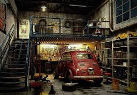 great working garage space http greatcarcaves com