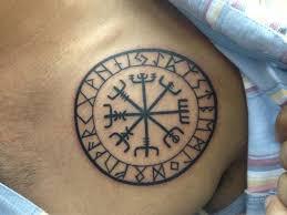 50 best viking symbols tattoos images on pinterest symbol