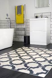 trend spot zoning bathroom flooring for a cool 2015 look white