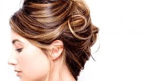 model rambut sanggul simple 40 model sanggul modern yang simple elegan dan cantik ragam fashion