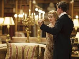 Setting The Table Lady Carnarvon by Ringing In The New Year With Downton Abbey Private Newport