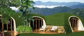 Back Yard House Modular Hobbit House Can Be Buried In Your Back Yard