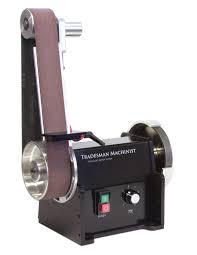 belt sander for tradesman machinist bench grinder