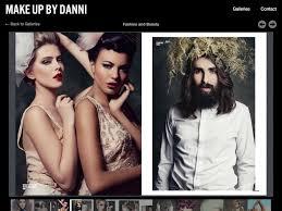 Makeup Artist Websites Makeup Artist Portfolio Book Exles Mugeek Vidalondon