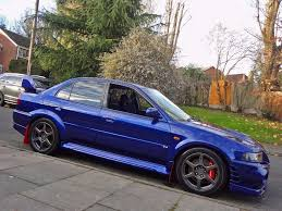 modified mitsubishi modified mitsubishi lancer evo 6 jdm 430bhp immaculate