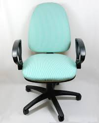 reupholster office chair leather creative reupholster office