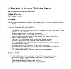 Cnc Operator Job Description For Resume by Manufacturing Engineer Job Description Manufacturing Engineer