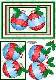 1133 best knipvellen kerst images on pinterest 3d cards