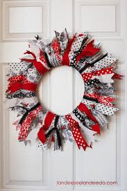 ribbon wreath s day ribbon wreath landeelu