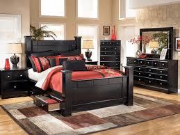 bedroom awesome ashley furniture black bedroom set ashley
