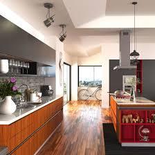 kitchen furniture price china oppein competitive price asia style wood grain pvc kitchen