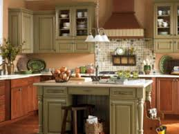 painting kitchen cabinets color ideas 26 painted kitchen cabinets two colors new kitchen style walnut