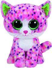 ty beanie boos ellie pink elephant 6 boo plush cuddly