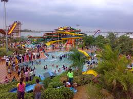ocean park gandipet hyderabad major waterpark of hyderabad