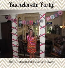 Bachelorette Party Decorations From Mizzou To Missoula Bachelorette Party Decorations Treats