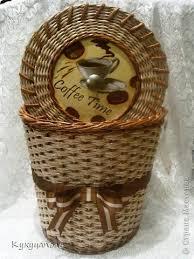 tutorial decoupage en mimbre decoración artículos de artesanía de mimbre decoupage producto de la