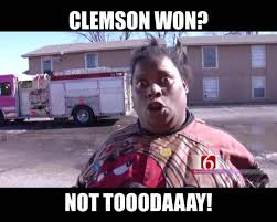 Clemson Memes - 20 best memes of alabama beating clemson for in the national