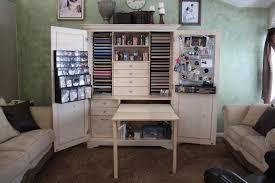 scrapbook armoire