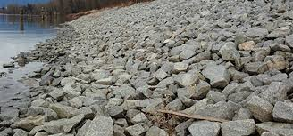 Landscape Rock Delivery by Rip Rap U0026 Filter Rock Lafarge Home Delivery