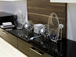 Cool Speakers 5 Cool Transparent Speakers That Promise Crystal Clear Sound
