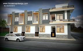 Row Houses Elevation - rk design interior photos bhilwara pictures u0026 images gallery