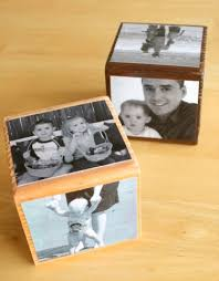 Photo Cubes Centerpieces by Handmade Photo Cube For Mother U0027s Day Alpha Mom