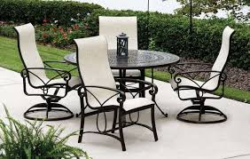 High Back Sling Patio Chairs by Winston Patio Furniture Lowest Prices Patiosusa Com