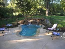 Backyard Ideas With Pool Small Backyard Pools Garden Grove