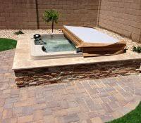 Desert Backyard Landscaping Ideas Desert Landscape Ideas For Front Yard Beautiful Backyards Backyard
