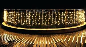 Outdoor Garland Lights Outdoor Garland With Lights Top Outdoor Lights Ideas Outdoor